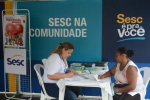Levy Gasparian vai receber o projeto Sesc na Comunidade