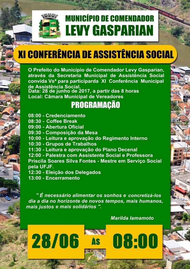 cartaz conferencia