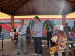 Comunidade Eficiente beneficia 463 familias em Levy Gasparian